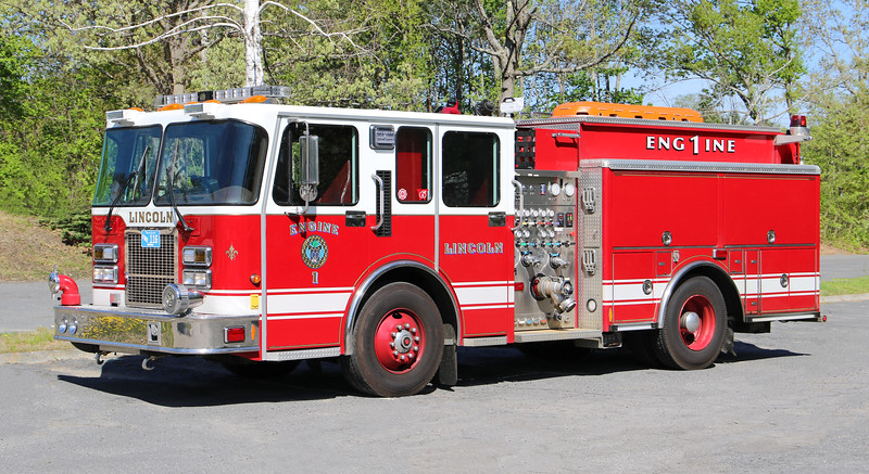 Engine 1.  1999 Spartan / 3D   1250 / 750