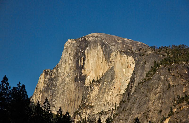 Half Dome at Dusk, Yosemite