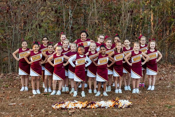 UCA Cheerleading | 11.15.16
