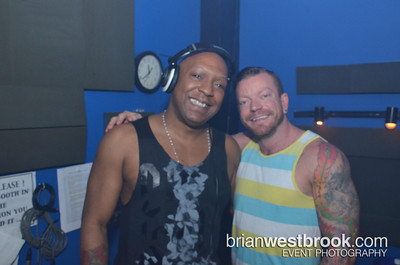 Hard Block at Cuff: DJ Wayne G & Almond Brown (19 April 2014)