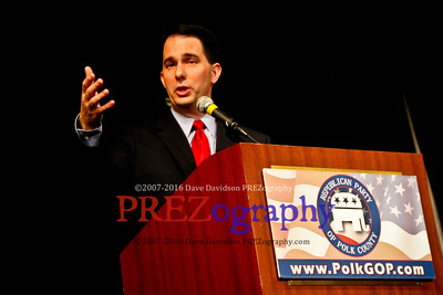 Scott Walker Polk County GOP