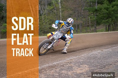 Square deal riders flat track