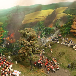 Miniature World - American War of  Independence [6 of 12] - 24 September 2017
