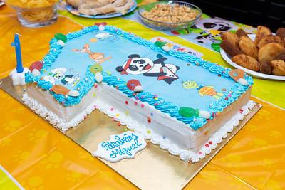 Aniversário Miguel Serrador