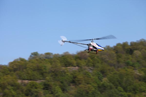 Heli flying May 5 2013