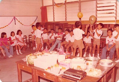 1977 1978 Class Party