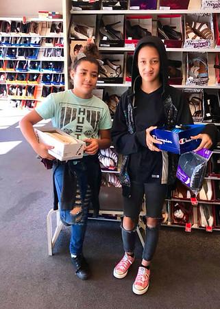 2018 Rio Vista Shoe Shopping
