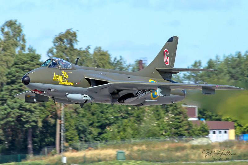 J34 Hawker Hunter