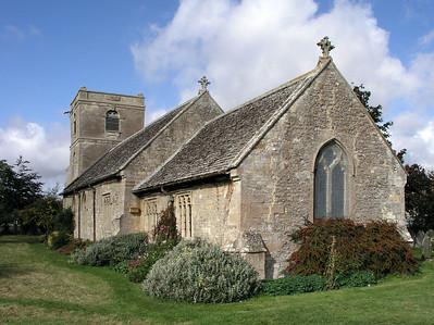 St Mary The Virgin, Church of England, Church Close, Longcot, SN7 7TL