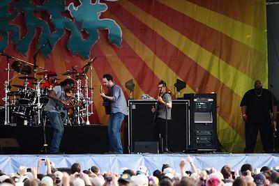 New Orleans Jazz & Heritage Festival - April 26, 2009