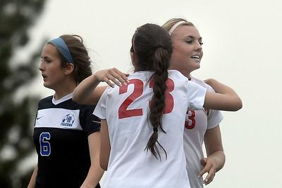 Fairview vs Highlands Ranch Girls Playoff Soccer