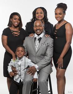 Gayden's indoor Family Shoot