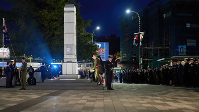20210425 - Lower Hutt City ANZAC Dawn Parade and Service