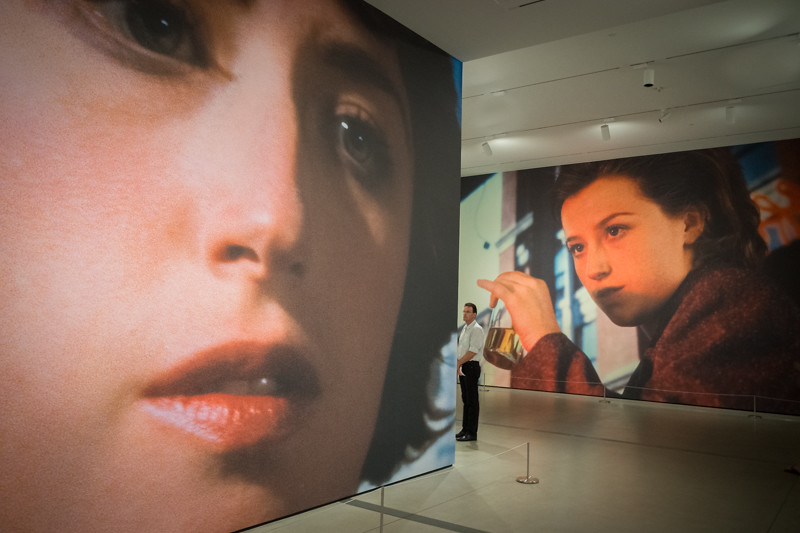 August 7 - Cindy Sherman exhibit, The Broad, Los Angeles.jpg