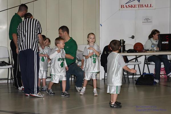 2009 UPWARD Basketball