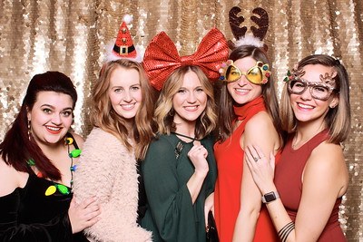 McKinney Holiday Party 2018