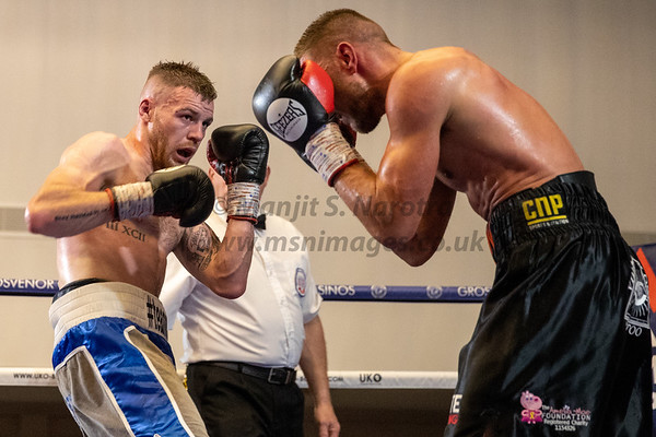 Craig Morris vs Chris Jenkinson