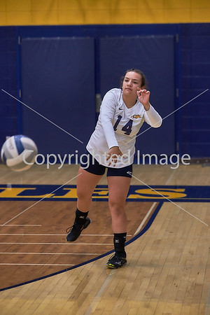 2019-09-24 JFK Volleyball JV vs Hasting Raiders