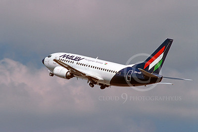 MALEV Hungarian Airline Boeing 737 Airliner Pictures
