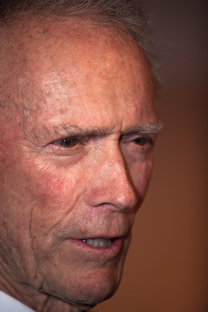 Clint Eastwood at the Smithsonian