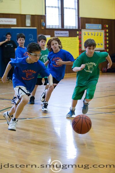 Knicks vs Celtics 02.14.2009
