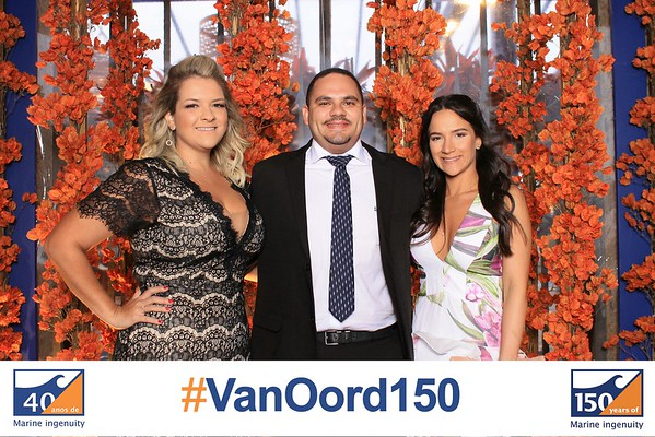 150 Anos Van Oord
