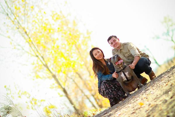 Cameron & Vivian 2015