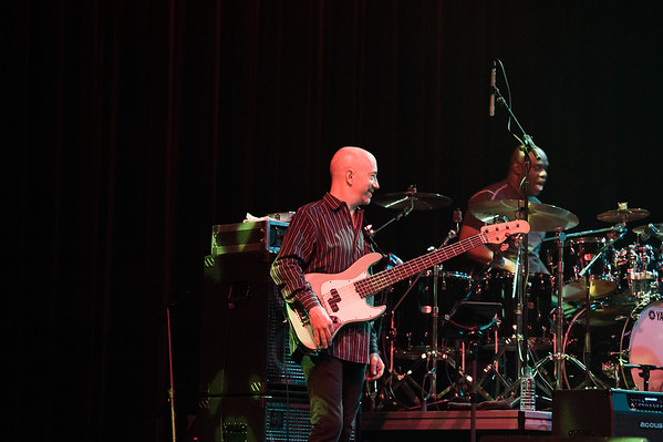 Bob Baldwin & Walter Beasley at Lyman 6/3/16