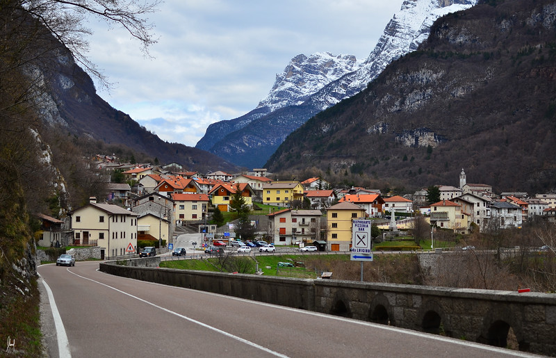 Ponte Nelle, Italy