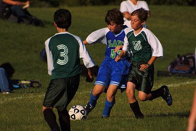 Blake MS Soccer 2008