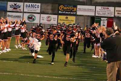 Football McKinleyville v Arcata 9-14-07