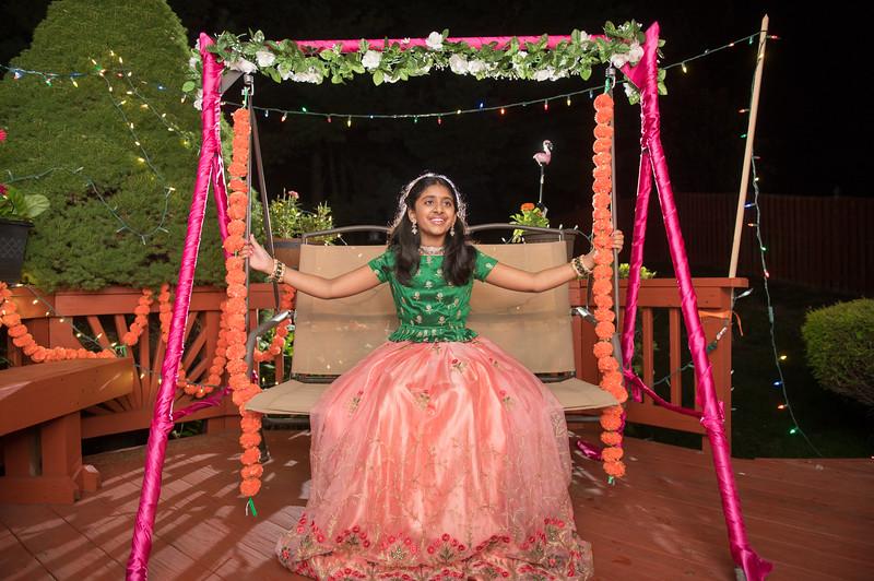 Priyanka - Mehendi