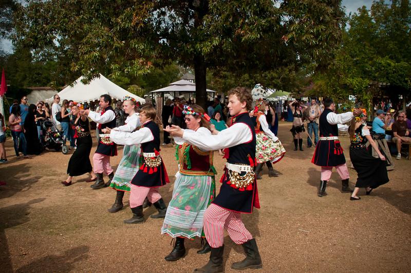 Polish Day At The Texas Renaissance Festival