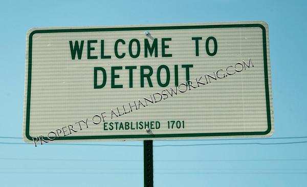 Detroit Street Scenes