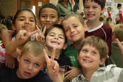 2010-2011 Allen Second Grade