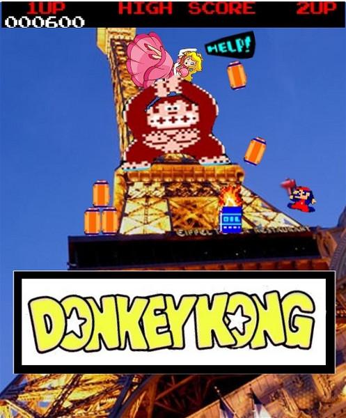 Jason Leavey's Donkey Kong Tower.jpg