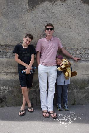 France vacation 2013