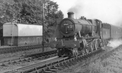 GWR Water Troughs