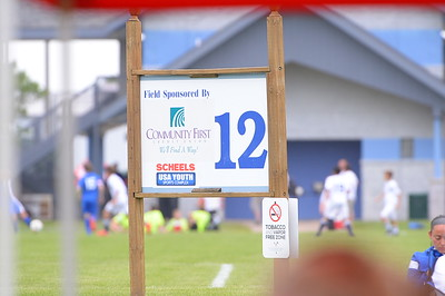 Saturday - FC United Select 1 00-01 (IL) (MRL2) Vs MapleBrook Blast (MN)