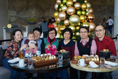 Christmas Tea 2017 - Kerry Hotel