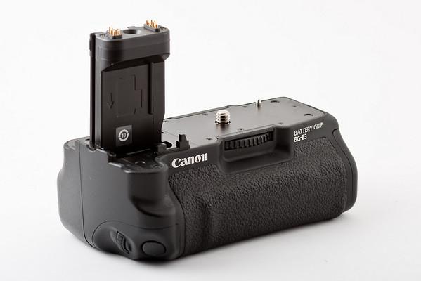 Canon BG-E3 Battery Grip (SOLD)