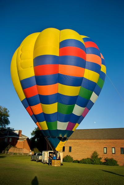 Hot Air Balloons - Natchez 2011