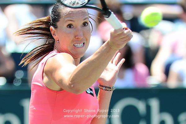 WTA FCC Day 9