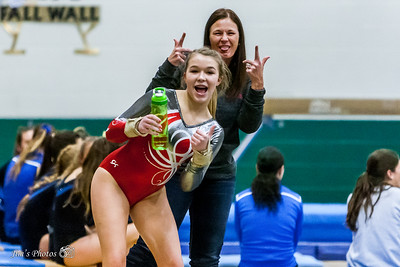 HS Sports - Sun Prairie Gymnastics - Jan 07, 2015