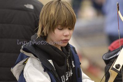 Kid's Archery Biathlon 2006