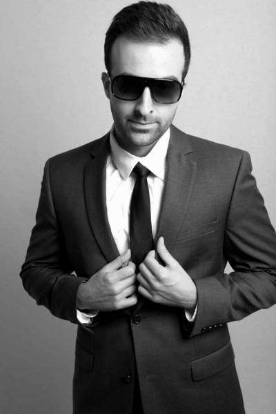 DJ Chris Anthony - Studio Portrait