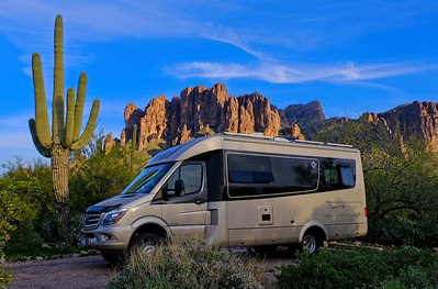 Lost Dutchman State Park February 2020
