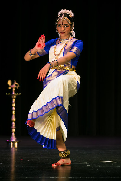 Vedha Sumbramaniyan Arangetrum Print