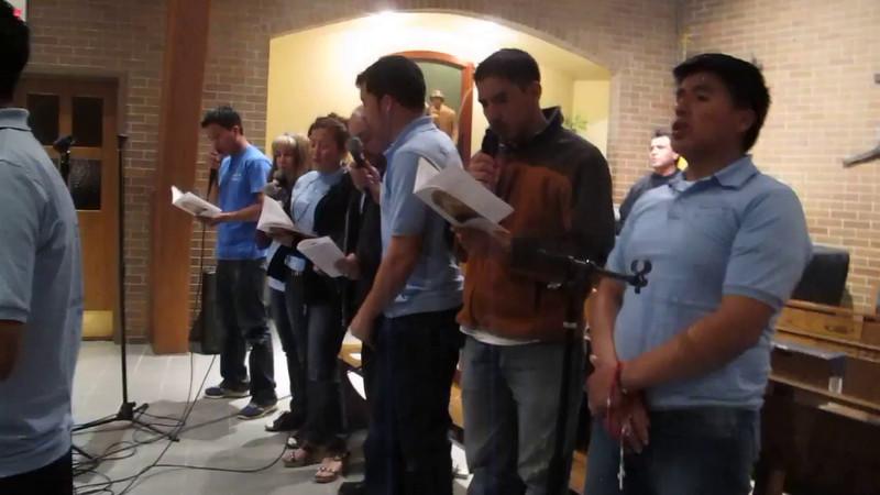 Video 6 St. Margaret of Scotland Morristown NJ April 10 2014
