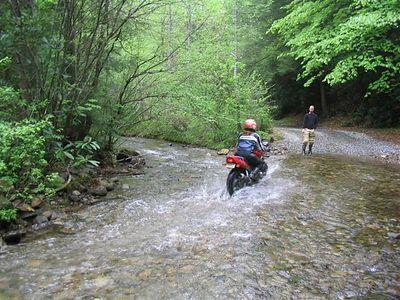 2004 Georgia Mountain Rally